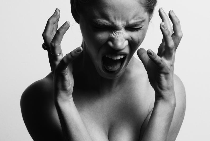 Panikk er en psykisk lidelse med usedvanlig intens frykt som fremste kjennetegn.